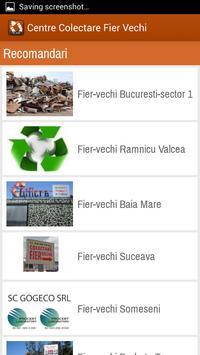 Centre Colectare Fier Vechi apk screenshot