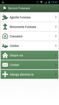 Servicii Funerare apk screenshot