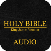 (KJV) Audio Bible Free icon
