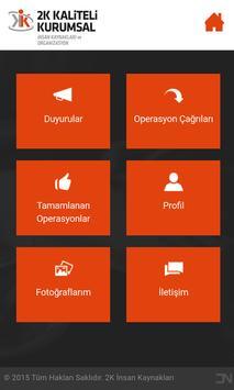 2K İnsan Kaynakları apk screenshot