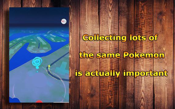 New Trick For Pokémon GO apk screenshot