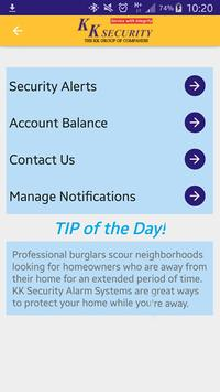 KK Security Alerts apk screenshot