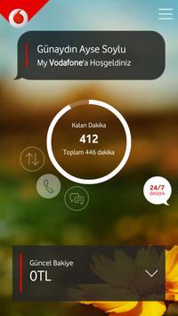 My Vodafone apk screenshot