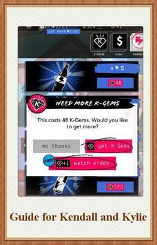 Guide :Kendall Kylie apk screenshot
