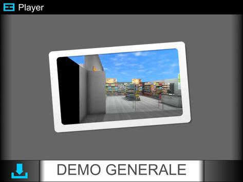 Klee3d Player apk screenshot