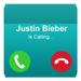 Call From Justin Bieber Prank! APK