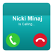 Call From Nicki Minaj Prank APK