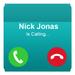 Call From Nick Jonas Prank APK