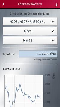Klöckner iSteel apk screenshot