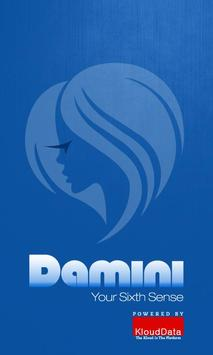 Damini poster