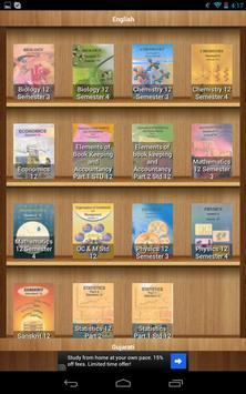 tBooks Higher Secondary Guj apk screenshot