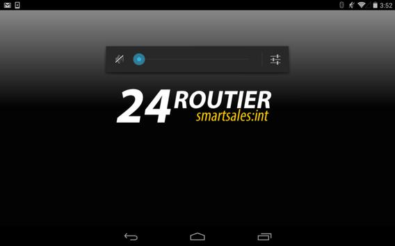 24Routier:Int poster