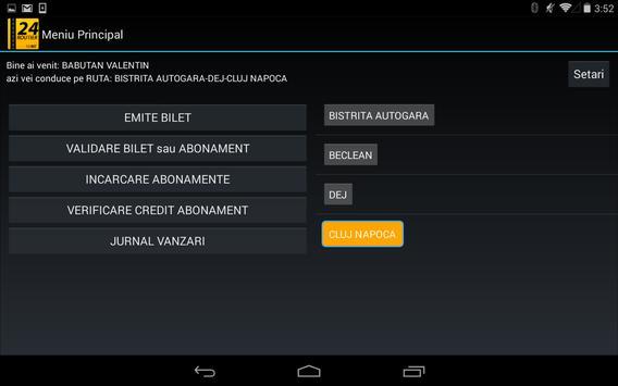 24Routier:Int apk screenshot