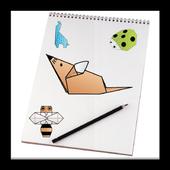 Origami Instruction icon