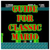 Guide for classic mario icon