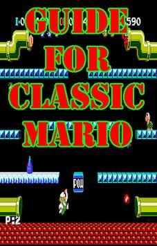 Guide for classic mario apk screenshot