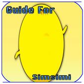 Guide for simsimi icon