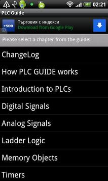PLC Guide poster