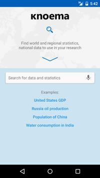 World Data Finder poster