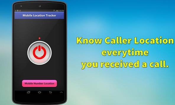 Caller Location : Trace Number poster