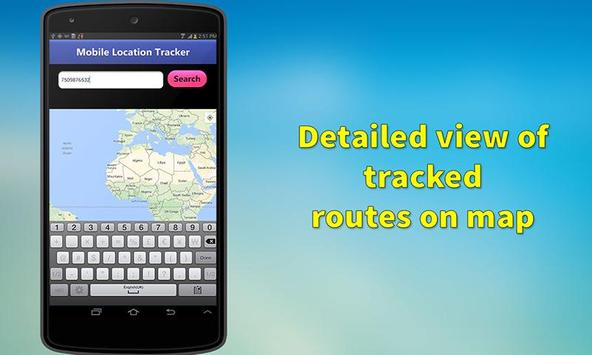 Caller Location : Trace Number apk screenshot