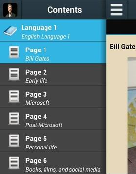Biography of Bill Gates poster