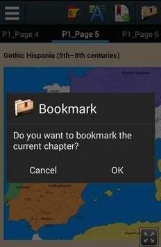 History of Spain apk screenshot