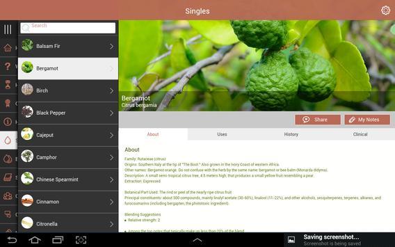 Integrated Essential Oils apk screenshot