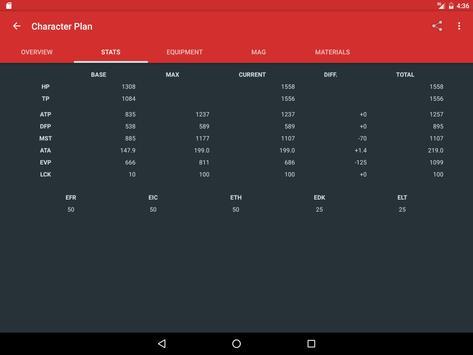 Rico's Max Stat Academy apk screenshot