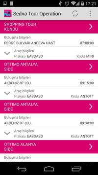 Sedna Tour Operation apk screenshot