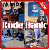 Info Kode Bank (ATM Bersama) icon