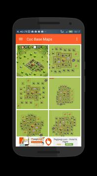 Base Maps for Coc apk screenshot