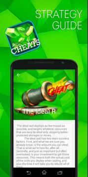 Guide: Cheats & Hacks for Gems apk screenshot