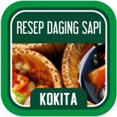 Resep Daging Sapi - KOKITA icon