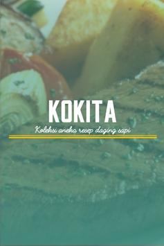 Resep Daging Sapi - KOKITA poster