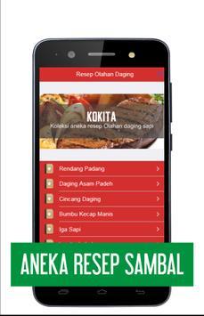 Resep Daging Sapi - KOKITA apk screenshot
