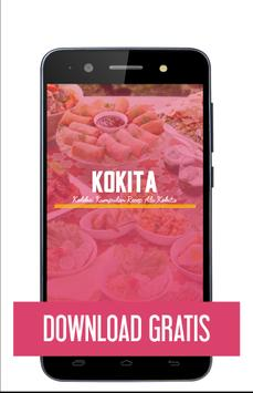 KOKITA - Resep Kue Kukus poster