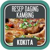 Resep Daging Kambing - KOKITA icon