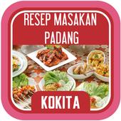 Resep Masakan Padang - KOKITA icon