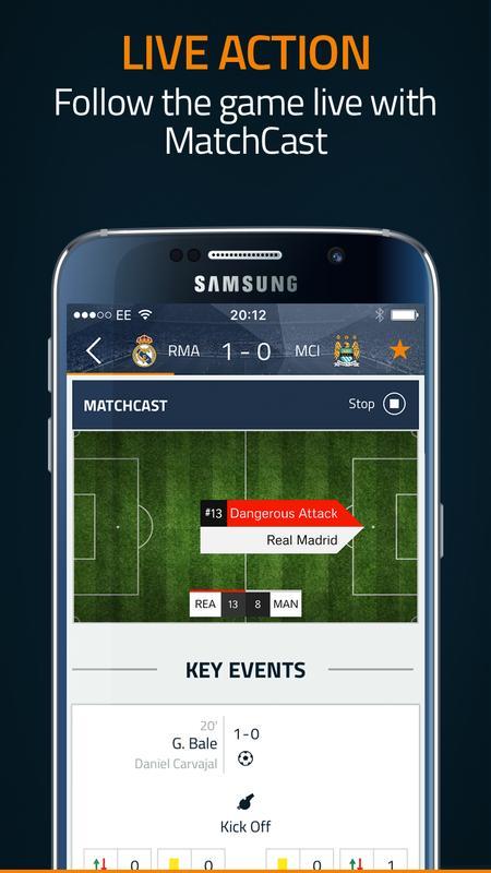 goal live score app