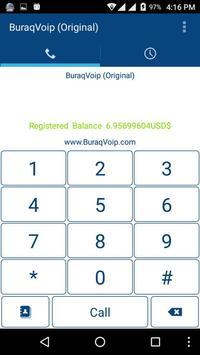 BuraqVoip (Original) apk screenshot