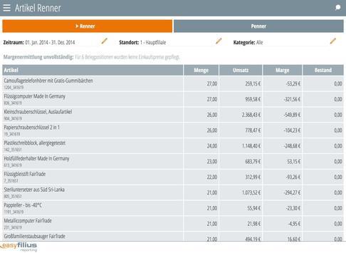 easyfilius reporting apk screenshot