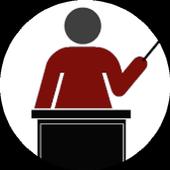 Smart School Teacher App icon