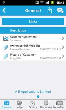 eXchequer365 apk screenshot