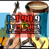 FM TU MUSICA 90.9 icon