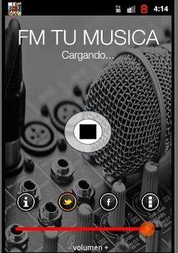 FM TU MUSICA 90.9 apk screenshot