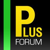 PLUS Forum icon