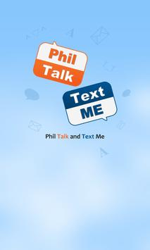 PhilTNT – Free TEXT and Call poster