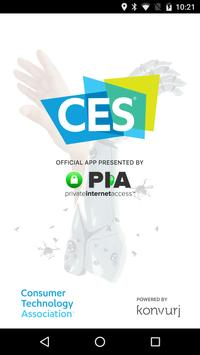 CES 2016 poster