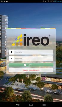 Ireo MIS Dashboard poster